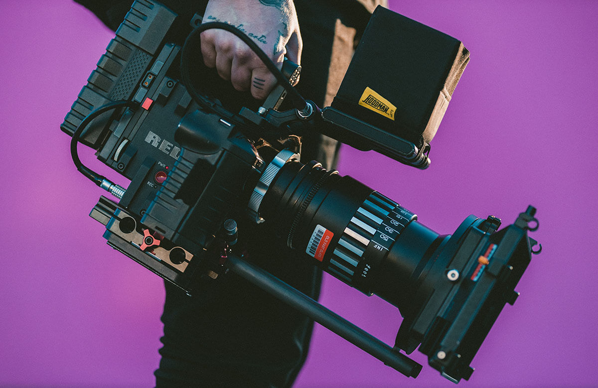 ECG Productions has produced commercial content for some of the world's biggest brands. Give us a call today and we'll come up with a plan! (855) 787-4487