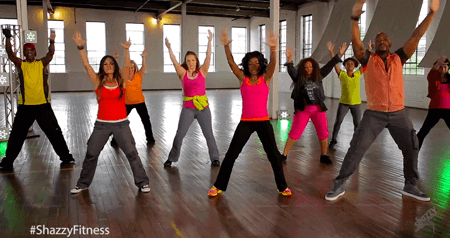 Shazzy Fitness Sizzle Reel