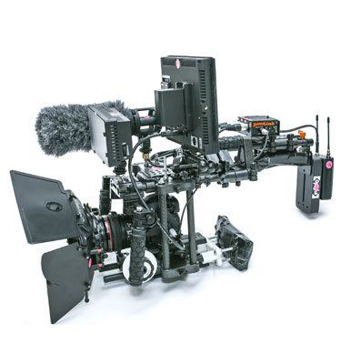 CPM Camera Rig Canon 5D Mark iii