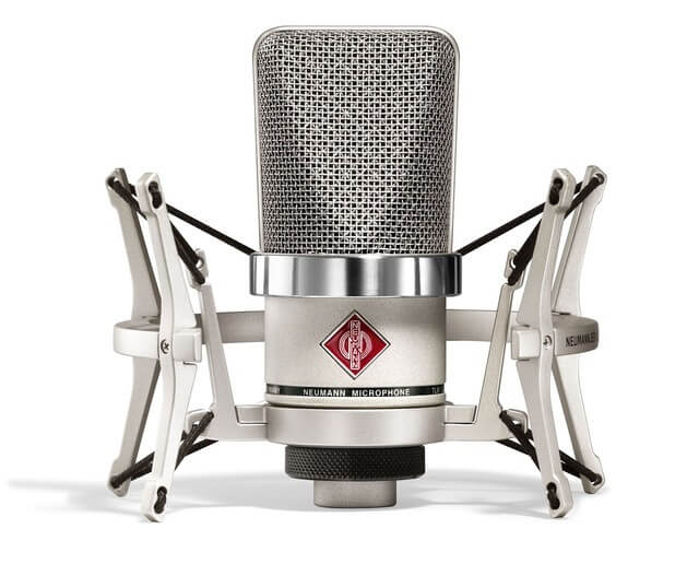 gearhead 2 neumann tlm102 cardioid condenser microphone ecg productions. Black Bedroom Furniture Sets. Home Design Ideas