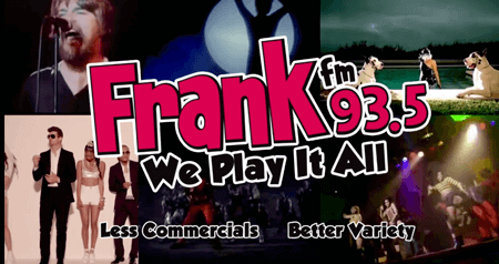 Frank FM Cape Cod, MA: Radio Station Commercial