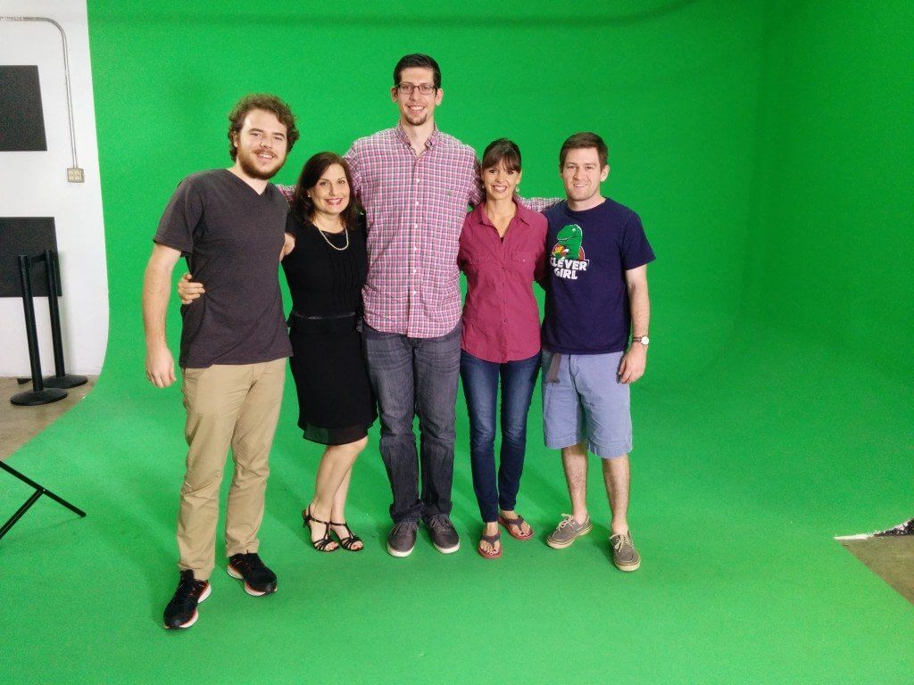ECG Productions with Victoria Stilwell