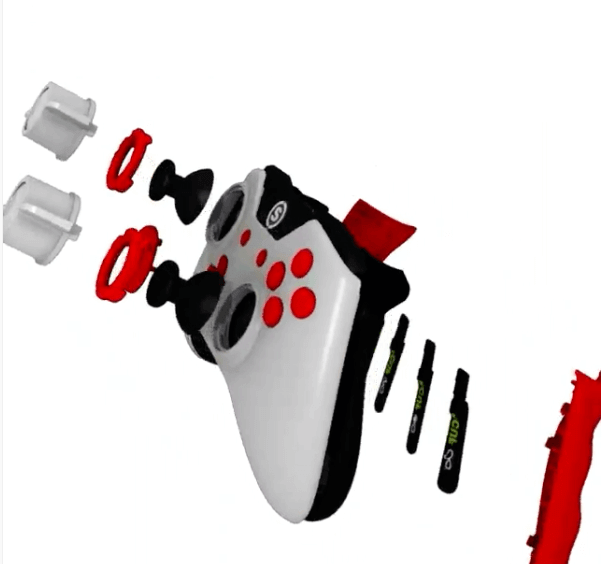 Decomposed controller SCUF