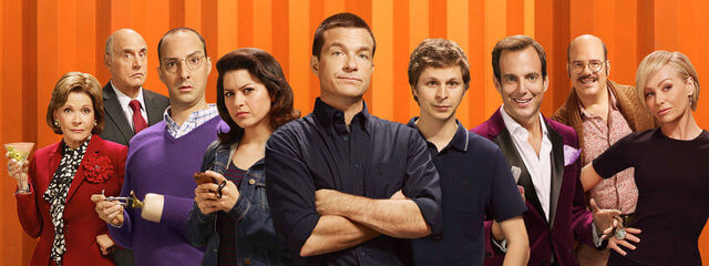 Arrested Development TV show, comedy, series