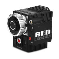 Red Epic M Dragon 6K Shoulder Mount