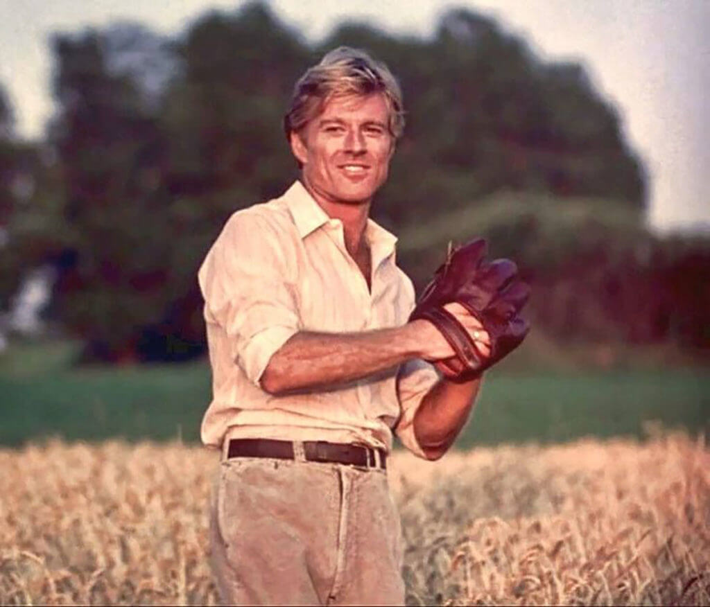 "Robert Redford baseball movie ""The Natural"""