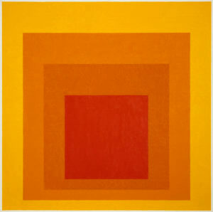 Josef Alber's Homage to the Square