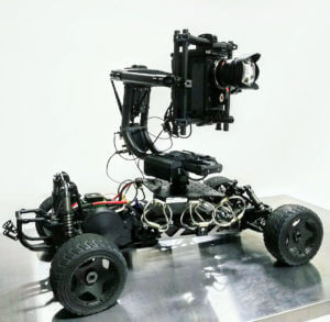 TERO remote controlled gimbal