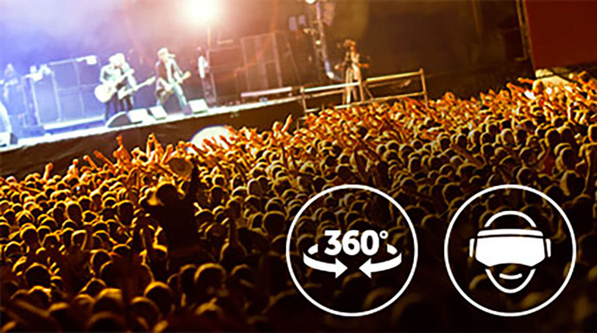 Our 360º livestream video production experts can make your event memorable—even for those who can't actually be there. Contact us today to experience it!