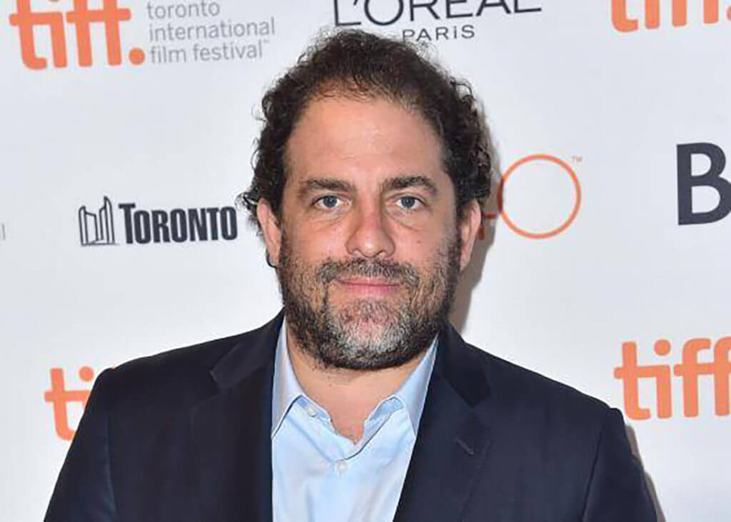 "Showrunner Brett Ratner at a ""Hollywood"" opening."