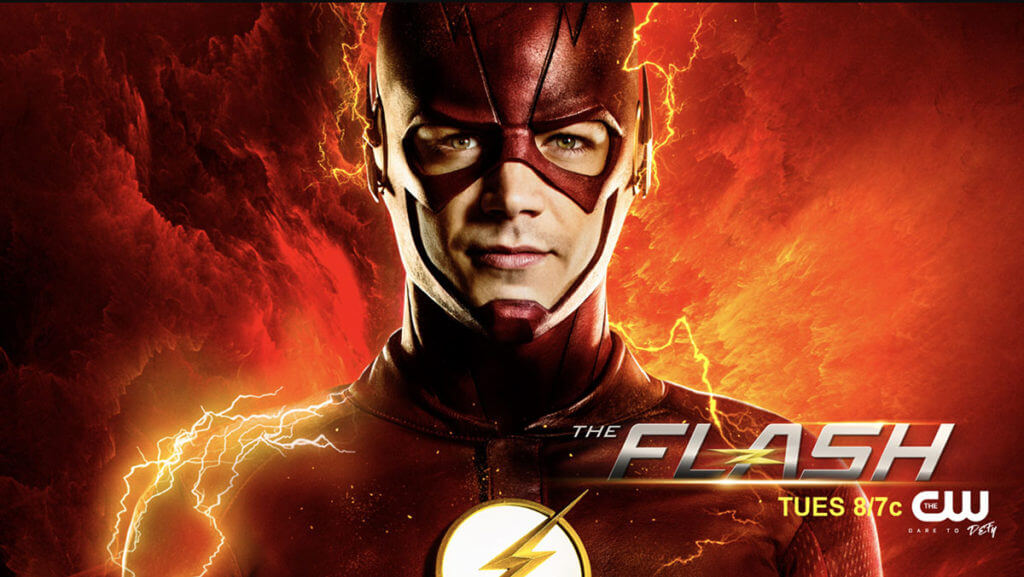 "The Flash is one of many ""Hollywood"" television shows with showrunners recently accused of sexual harassment."