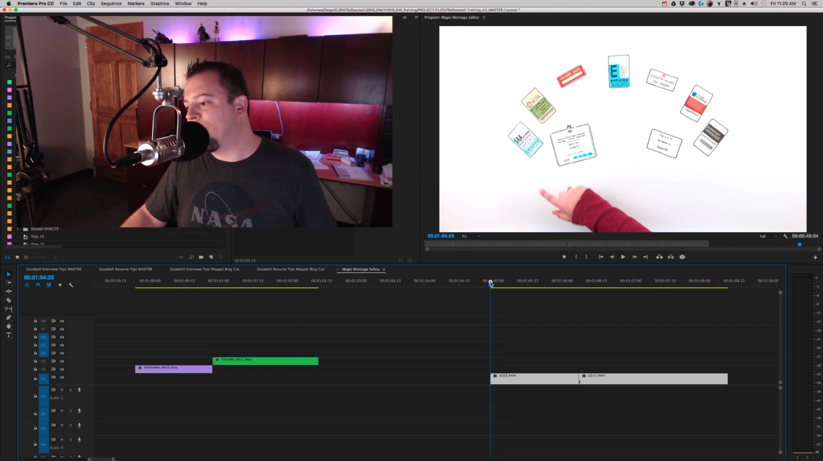 In this VFX tutorial, Trey Gregory shows you how some simple looking whiteboard magic tricks can be easy to pull off in the edit. All it takes is a little planning. If you follow these 6 steps on how to shoot a whiteboard magic effect, you'll have your own in no time!