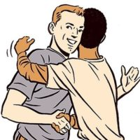Hug or Handshake? Confessions of a Serial Hugger