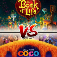 Coco vs The Book of Life