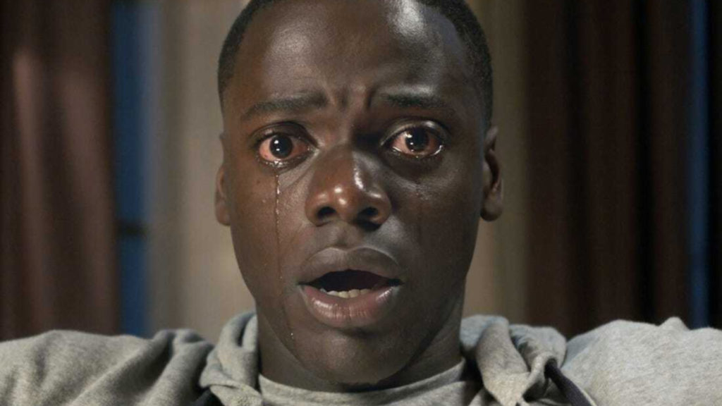 "Daniel Kaluuya in the horror movie, ""Get Out."""