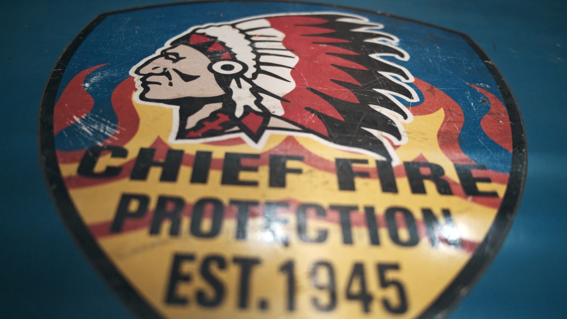 Chief Fire Protection logo